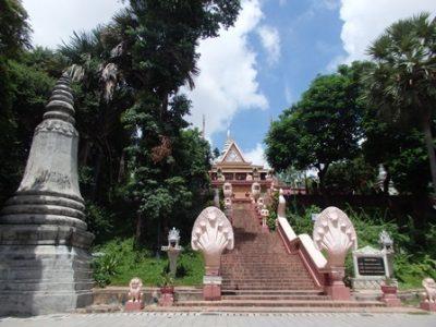 カンボジア出張 市内観光編