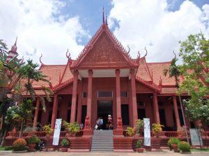 カンボジア国立博物館