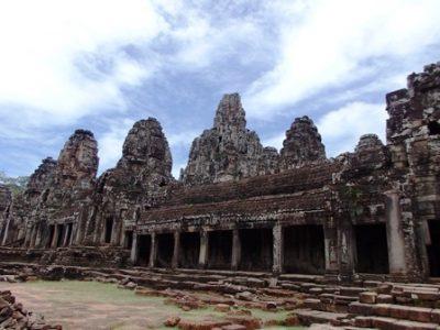 カンボジア出張 シェムリアップ観光編