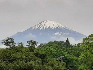 御殿場からの富士山1
