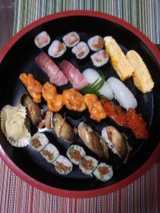 出前・寿司