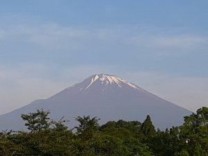 6月11日の富士山