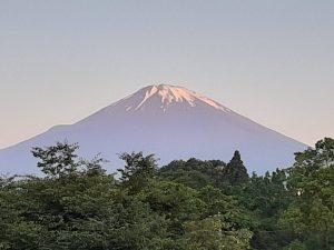 6月8日の富士山