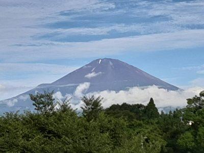 富士山便り